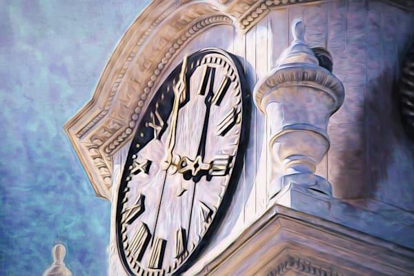 The Clock Tower Photography Art | Peter J Schnabel Photography LLC