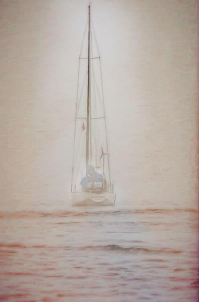 Foggy Sail