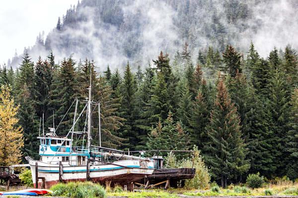Fishing Boat Alaska 7506 Photography Art | Bridget Karam Photography