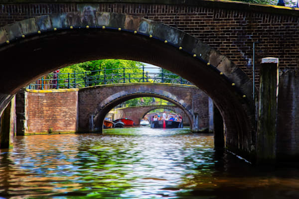 The Seven Bridges Canal