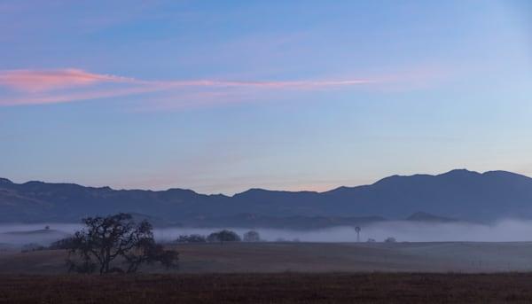 Santa Ynez sunrise