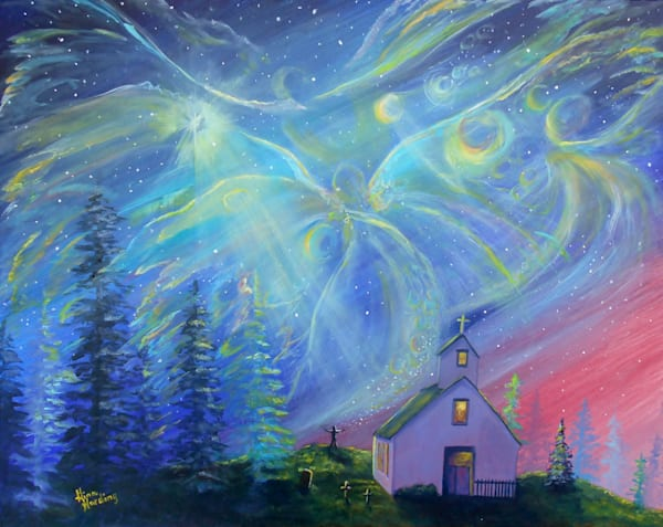 """Going Home"" by Gina Harding 