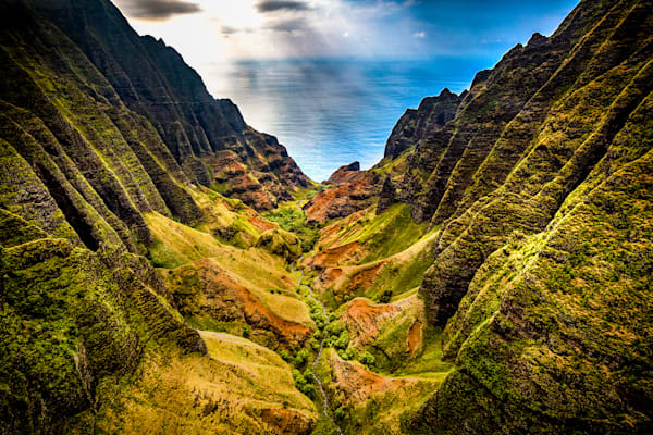 Hawaii Photography | Na Pali Valley by Shane Myers