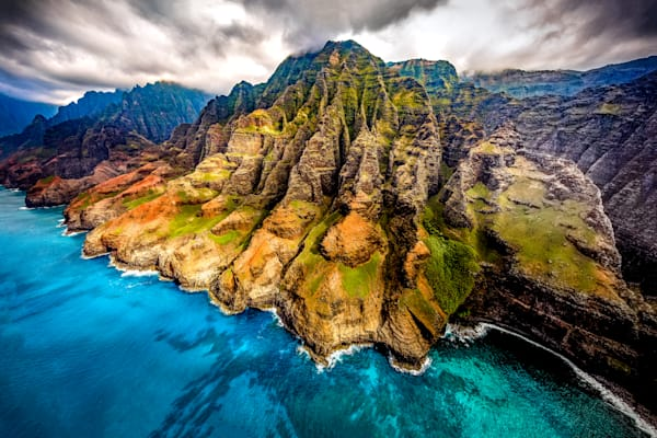 Hawaii Photography | Na Pali Coast by Shane Myers
