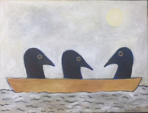 Crow Boat
