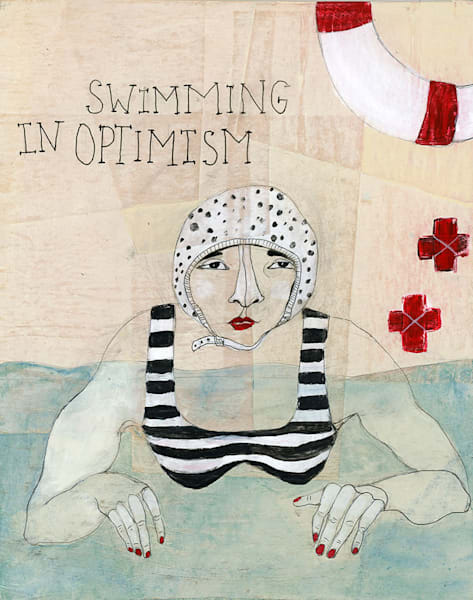 Swimming in Optimism