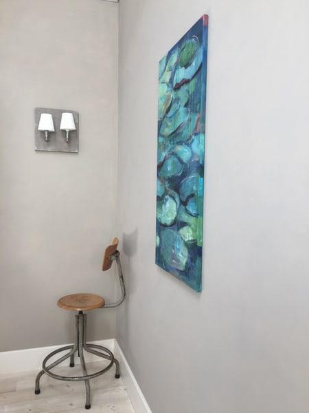 Waterlilies Art | Atelier Steph Fonteyn