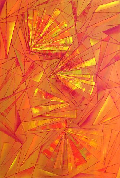 Orange Crush  Art | PMS Artwork