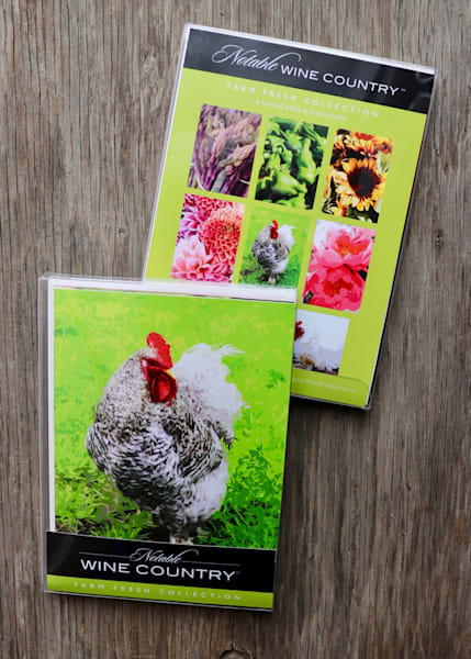 FARM FRESH NOTE CARD COLLECTION (8 pack)