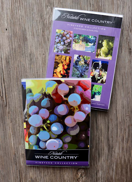 IN THE VINEYARD NOTE CARD COLLECTION (8 pack)