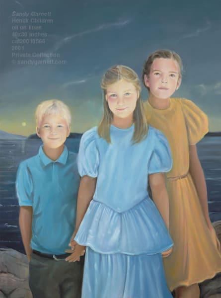 The Henck Children