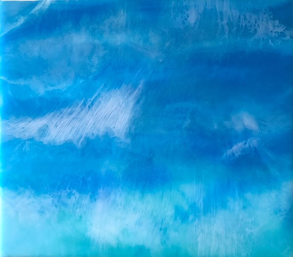 Limited Edition Signed and Numbered - Deep Blue Sea