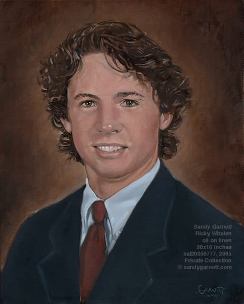 Portrait of Ricky Whalen