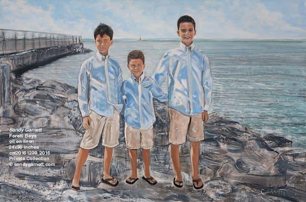 Forelli Boys