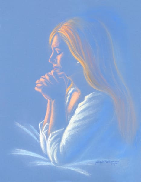 """Prayer For Healing"" by Glori Kohlmann 