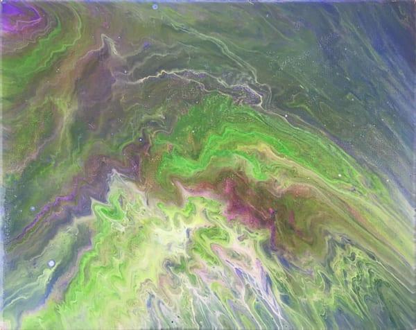 Toxic Flow Art   PMS Artwork