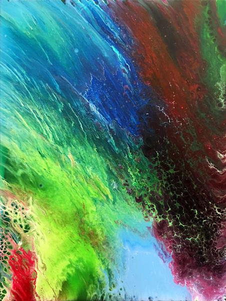 Flow 2 Art | PMS Artwork