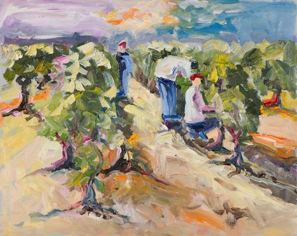 Harvest Time by James Pratt