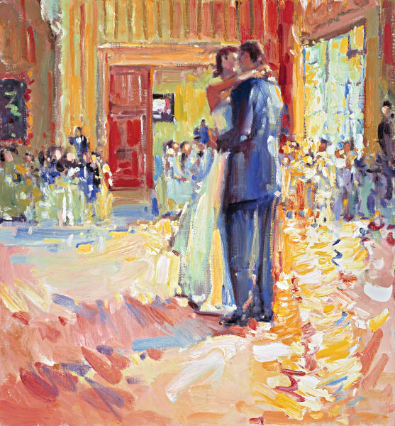 First Dance by Daniel Bayless