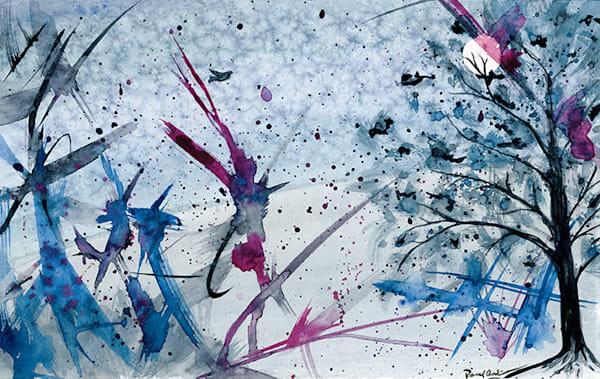 Winter Morning Art | Digital Arts Studio / Fine Art Marketplace