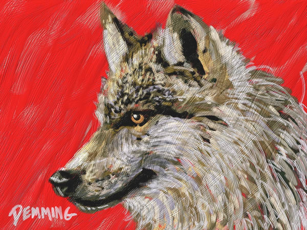 Leader Of The Pack Art | Digital Arts Studio / Fine Art Marketplace