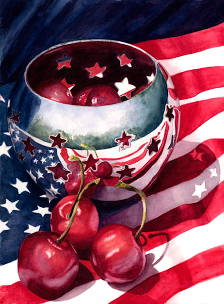 Liberty Bowl Art | Digital Arts Studio / Fine Art Marketplace