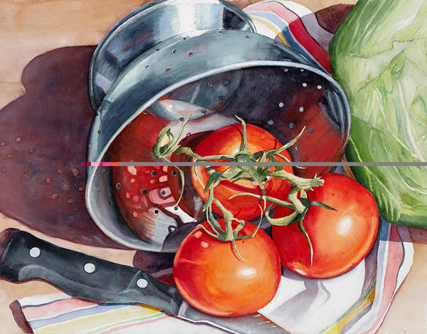 Chandler, Tomatoes, scan