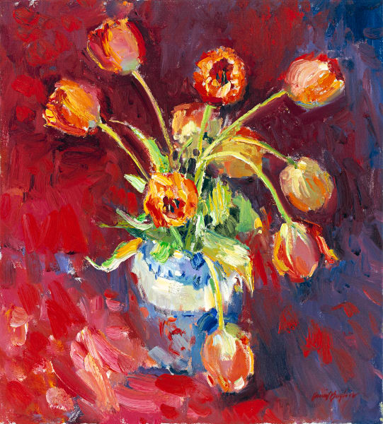 Les Fleurs by Daniel Bayless