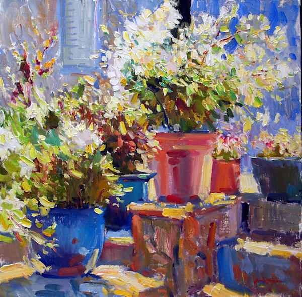 Virginias Roses by Daniel Bayless