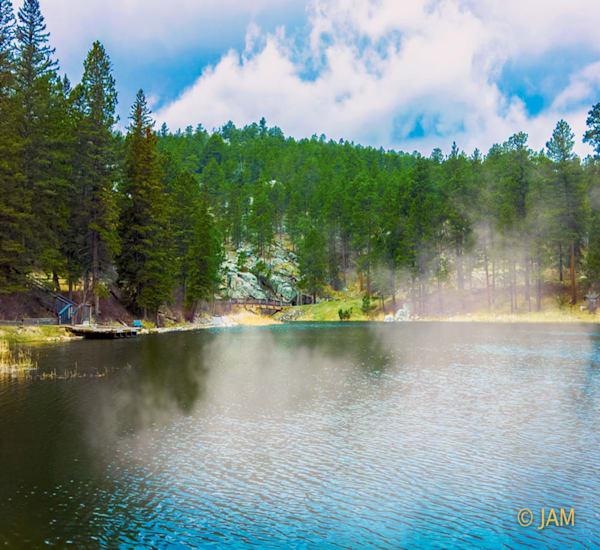 L16 Horsethief Lake