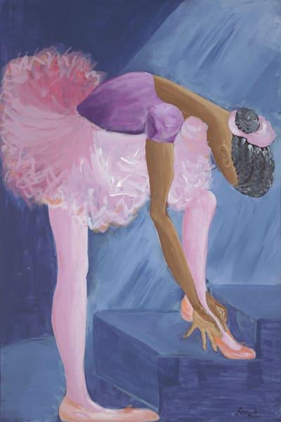 Ballerina Cormwell Scan