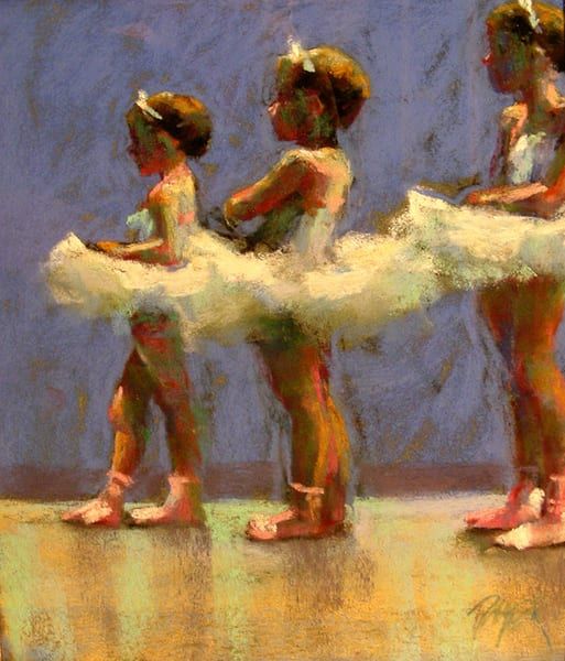 Little Dancers Art | Digital Arts Studio / Fine Art Marketplace