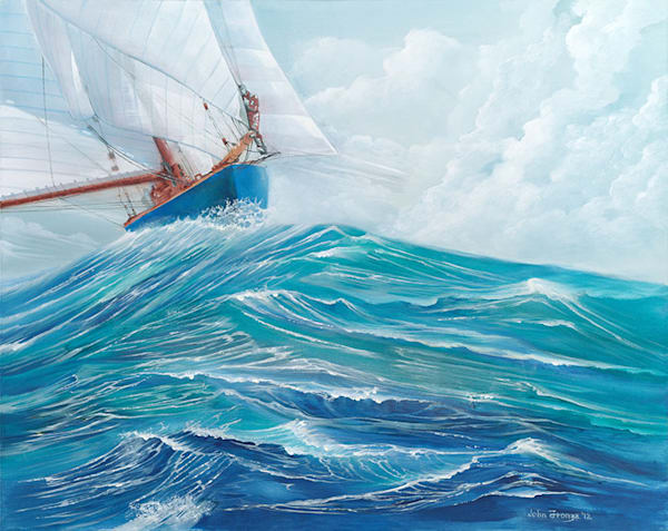 Rough Seas Art | Digital Arts Studio / Fine Art Marketplace