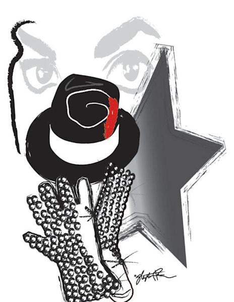 MJ Tribute Print 7-26-09
