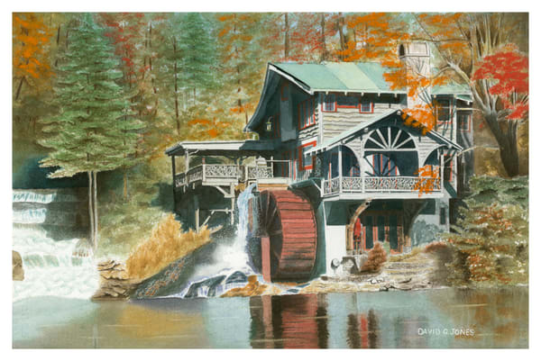 On Lake Sequoia Art | Digital Arts Studio / Fine Art Marketplace