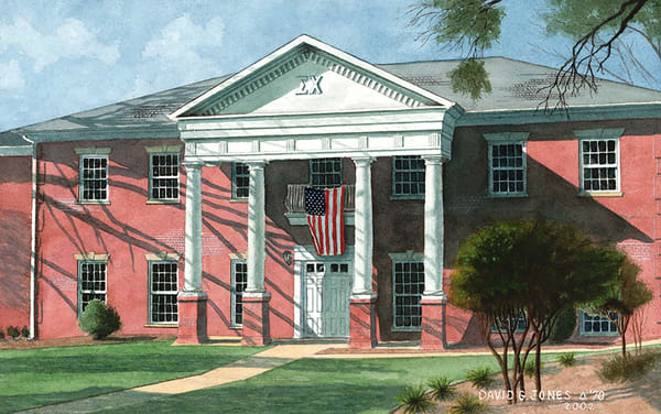 Sigma Chi House Uga 2001 2015 Art | Digital Arts Studio / Fine Art Marketplace