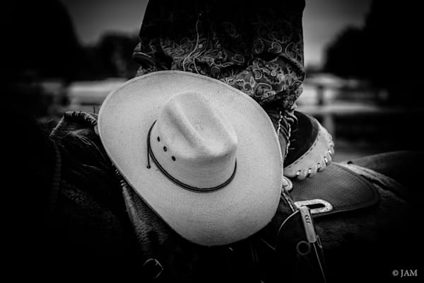 0013 Cowgirl hat
