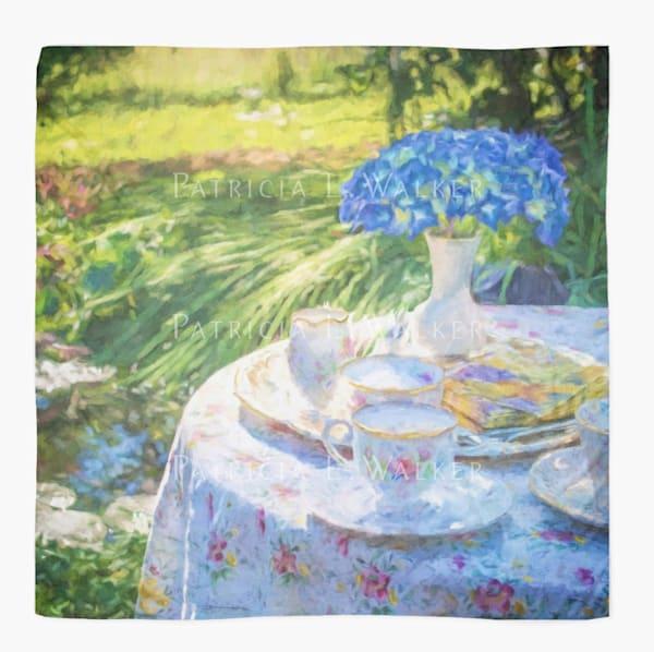 A Garden Table