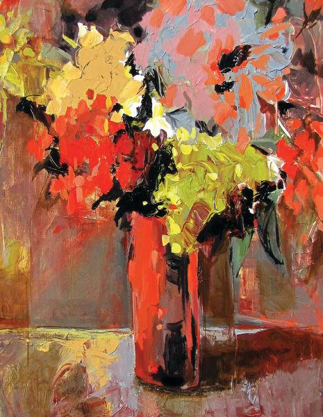 Autumn by Carole Rae Watanabe