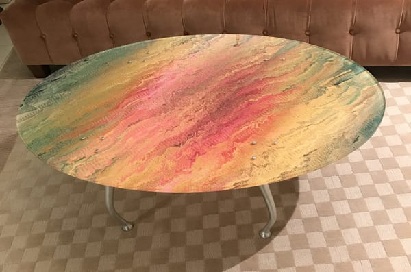 A Special Dawn Coffee Table