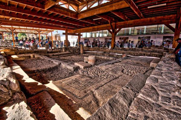 Magdala Ruins found