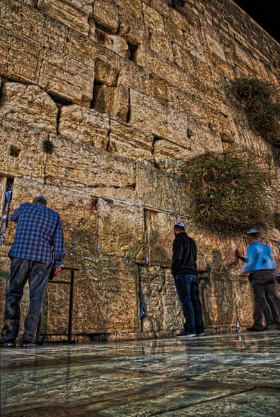 Western Wall 4 Art | Nashville Noted Photography