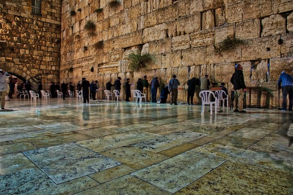 Western Wall 2  Art | Nashville Noted Photography