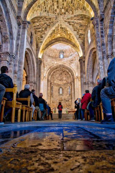 Singing In Cathedral Jerusalem    Art | Nashville Noted Photography