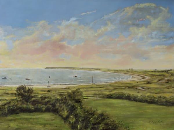 Great Point, Nantucket Art | Sandy Garnett Studio