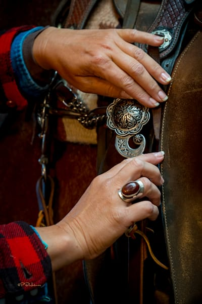Cowgirl Hands