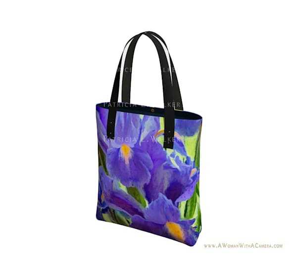 The Iris Affair Continues  (Urban Tote)