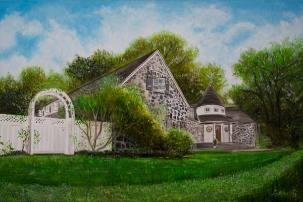 Mc Carthy House Art | Sandy Garnett Studio
