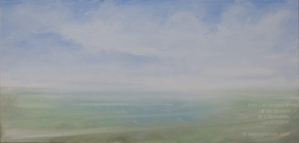 Soft Landscape Iv Art by sandygarnett.artstorefronts.com