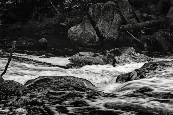 Rushing Waters Photography Art by peterschnabel